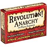 Revolution Anarchy Board Game