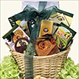 Thinking of You: Father's Day Gourmet Cheese Gift Basket