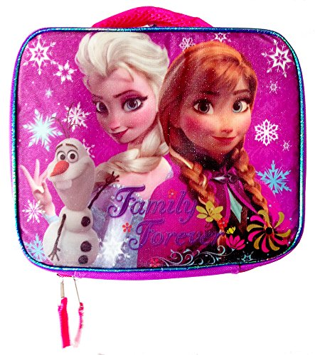 Disney Frozen Lunch Kit, Purple - 1