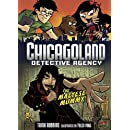 Chicagoland Detective Agency 2: The Maltese Mummy (Graphic Universe)