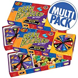 BeanBoozled Spinner Jelly Bean Gift Box - 2 Pack, 3.5 oz