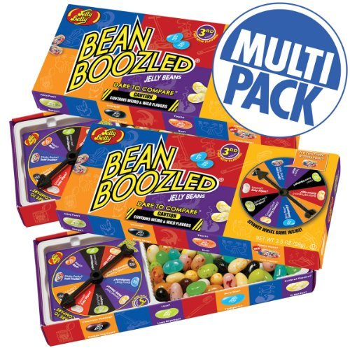 BeanBoozled Spinner Jelly Bean Gift Box - 2 Pack, 3.5 oz (Jelly Boozled compare prices)