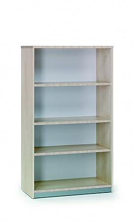 Rocada 1055AA01156x 90x 45cm armario abierto con estantes, madera de haya