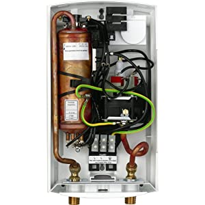 Stiebel Eltron 224201 240V 7.2//9.6kW DHC-E 8//10 Single//Multi-Point-of-Use Tankless Electric Water Heater