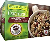 Nature Valley Bistro Cups Oatmeal for the Keurig® Machine, Brown Sugar Pecan, 22.1 Ounce (8 count)