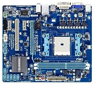 Gigabyte GA-A55M-S2V AMD FM1 A55 DDR3 2400 Micro ATX Motherboard