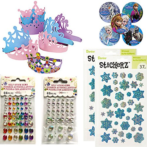 Make Your Own Tiara, Party Pack (For 12 People) front-992998