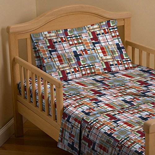 Plaid Baby Bedding