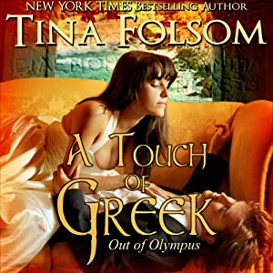 A Touch of Greek Audiobook