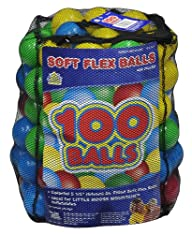 Moose Mountain 100 balls in a mesh bag
