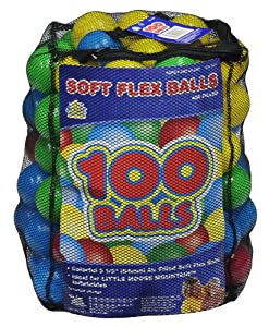 Moose Mountain 100 balls in a mesh bag
