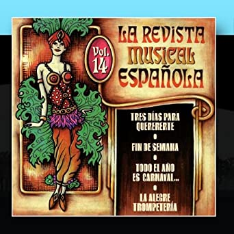 Amazon.com: Various Artists: La Revista Musical Espanola