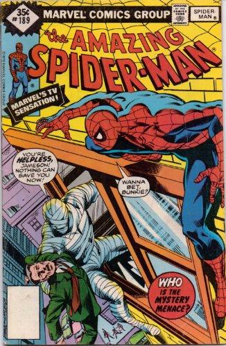 Amazing Spider-Man No. 189 (Amazing Spiderman 189 compare prices)