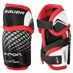 Buy Bauer Vapor Lil Rookie Elbow Pads [YOUTH] by Bauer