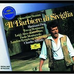 """Rossini: Il barbiere di Siviglia / Act 1 - Recitativo: """"Finora in questa camera"""" - No.9 Finale I: """"Ehi, di casa!... buona gente!..."""""""