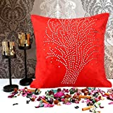 Cushion Casa Cushion Covers (Red)