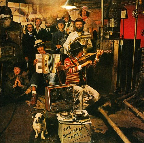 The Basement Tapes (2 Cd Jewelcase) [2 CD]