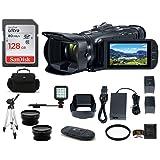 Canon VIXIA HF G50 Full HD Camcorder (128GB PRO Bundle) (Tamaño: 128GB PRO Bundle)