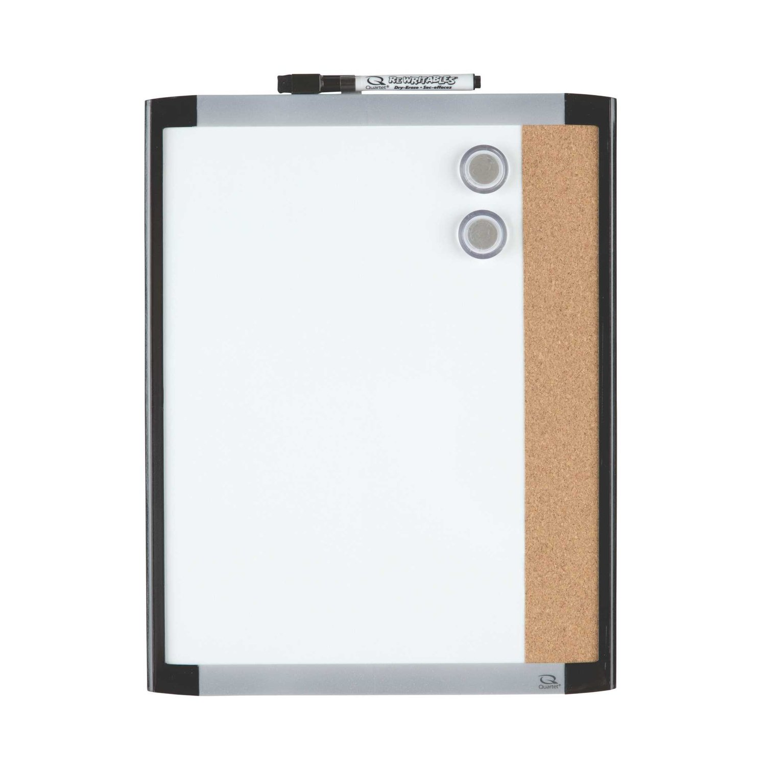 Magnetic Bulletin Board Combination Boards Dry Erase For Home And Office Combo