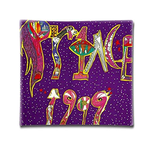 Prince Little Red Corvette Album Poster Decorative Pillows