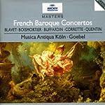 Les Concertos baroques fran�ais : Bla...