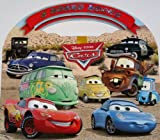 Disney Pixar Cars Set of 8 Board Books with Take-Along Case