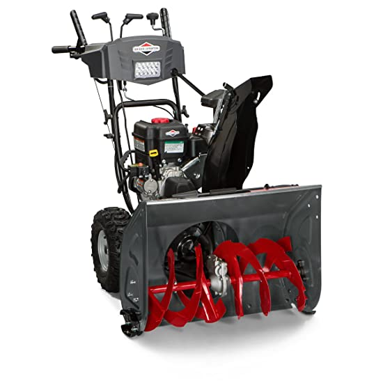 Briggs and Stratton 1696619 Dual-Stage Snow Thrower Review
