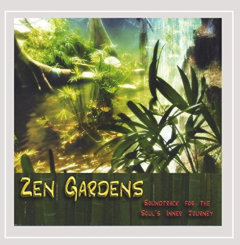 CD : MARK HOLLINGSWORTH - Zen Gardens