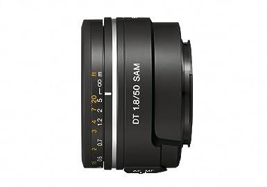 Sony Alpha 50mm f/1.8 Lens