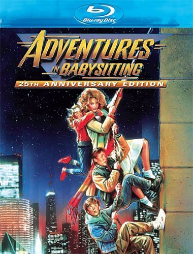 Adventures in Babysitting (25th Anniversary Edition) [Blu-ray] by Touchstone Home Entertainment