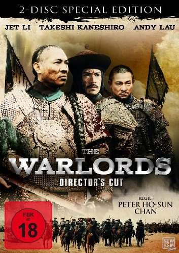 The Warlords - Director's Cut (2 Disc Special Edition)