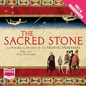 The Sacred Stone Audiobook