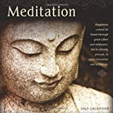 Meditation 2013 Wall Calendar