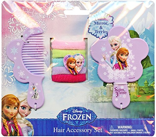 Disney-Frozen-Hair-Accessory-Set