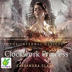 Clockwork Princess Audiobook