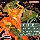 Reinhold Gliere: Symphony No. 2/Zaporozhy Cossacks