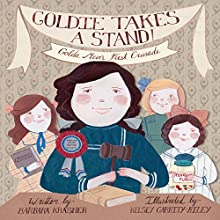 Goldie Takes a Stand: Golda Meir's First Crusade | Livre audio Auteur(s) : Barbara Krasner Narrateur(s) :  Book Buddy Digital Media
