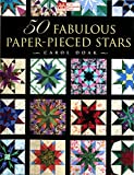 img - for 50 Fabulous Paper-Pieced Stars: CD included book / textbook / text book