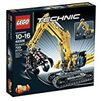 LEGO Technic 42006 Excavator from LEGO Technic