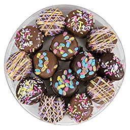Sugar Plum Chocolates - Chocolate-Covered Marshmallows Easter Assortment