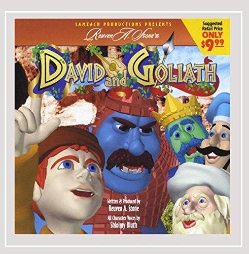 CD : REUVEN STONE - David & Goliath