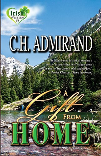 A Gift From Home Large Print: Volume 4 (Irish Western Series)