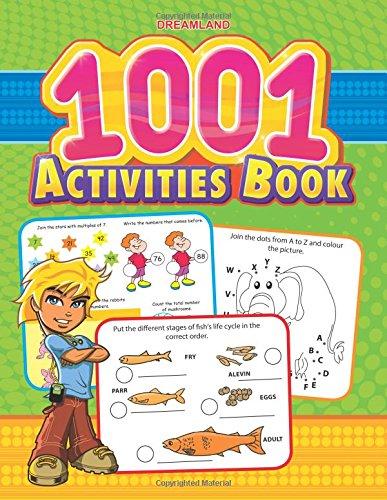1001 Activities Book Image