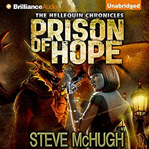 Prison of Hope Audiobook