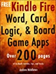 Free Kindle Fire Word, Card, Logic, A...