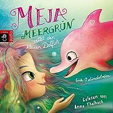 Meja Meergrün rettet den kleinen Delfin (Meja Meergrün 2) Hörbuch von Erik Ole Lindström Gesprochen von: Anna Thalbach