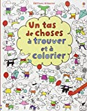 Un tas de choses à trouver et colorier