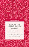img - for Culture and the Politics of Welfare: Exploring Societal Values and Social Choices book / textbook / text book