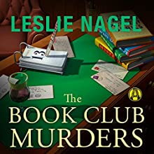 The Book Club Murders Audiobook by Leslie Nagel Narrated by Dina Pearlman