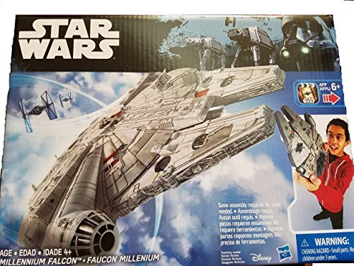 Star Wars Rogue One Millennium Falcon